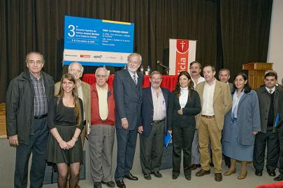 "3er. ENCUENTRO ARGENTINO DEL ""INSTITUTO JACQUES MARITAIN"""